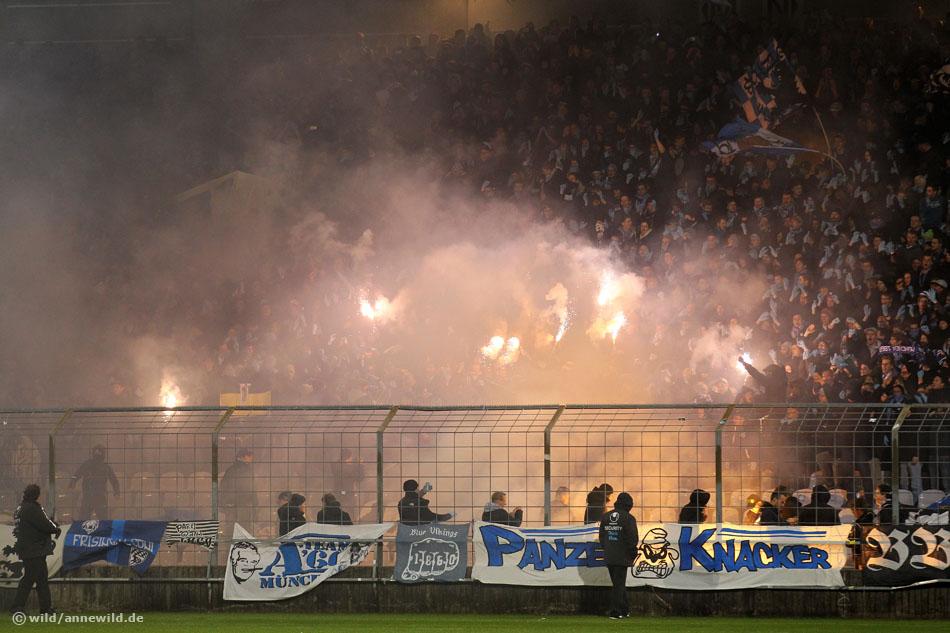 »Amaderby«, TSV 1860 II – FC Bayern II, 2:1, 06.11.2013