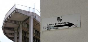 Stadion Ellenfeld, Neunkirchen
