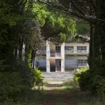Colonia Montecatini, Cervia
