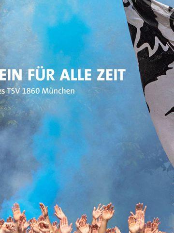 """Buchcover """"Mein Verein für alle Zeit"""""""